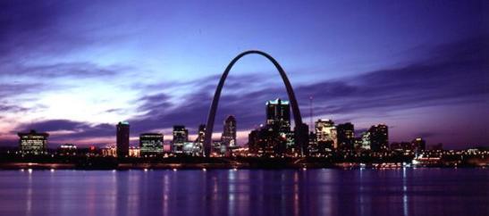 St Louis Missouri downtown (Copy)