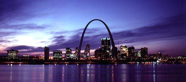 St Louis Missouri downtown (Copy)